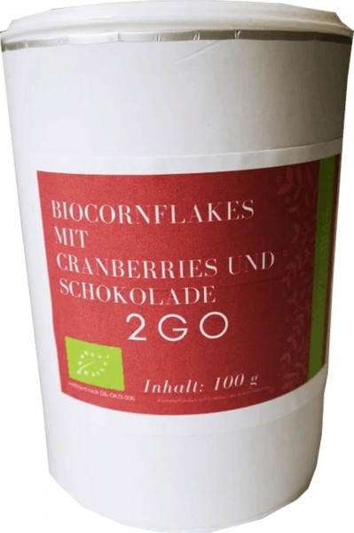 "Bio-Cornflakes - ""Flakes2Go"""