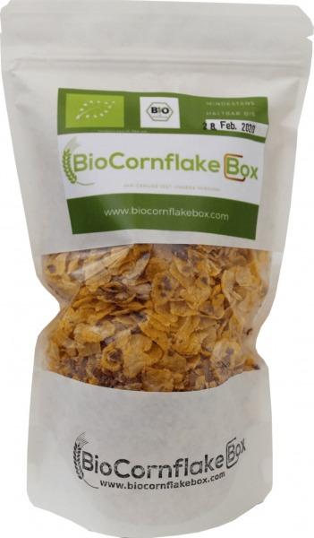 """Bio-Cornflakes - """"Belgisches Frühstück"""""""