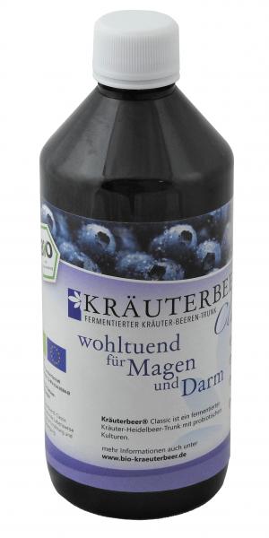 """Fermentgetränk """"Kräuterbeer Classic"""""""