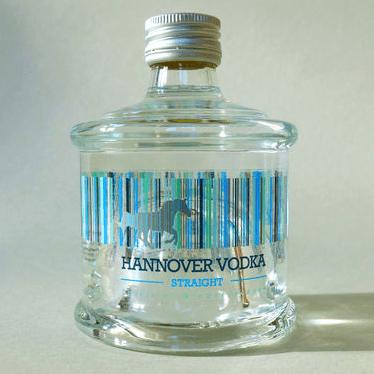 """Vodka """"HANNOVER VODKA STRAIGHT"""""""