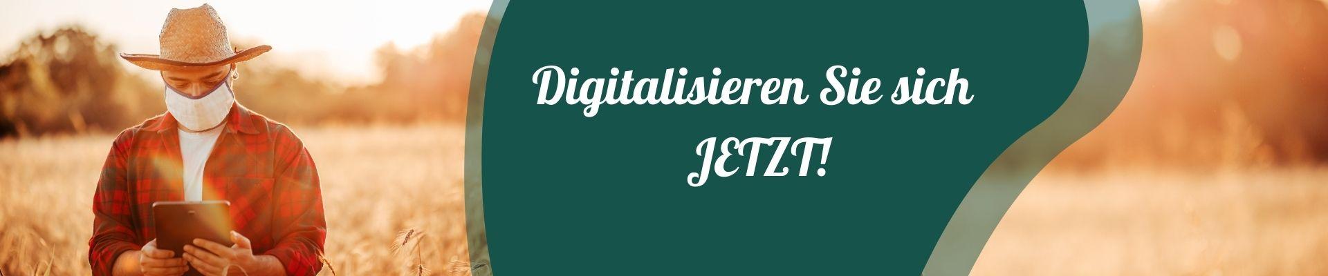 Digitalisieren Sie sich jetzt!