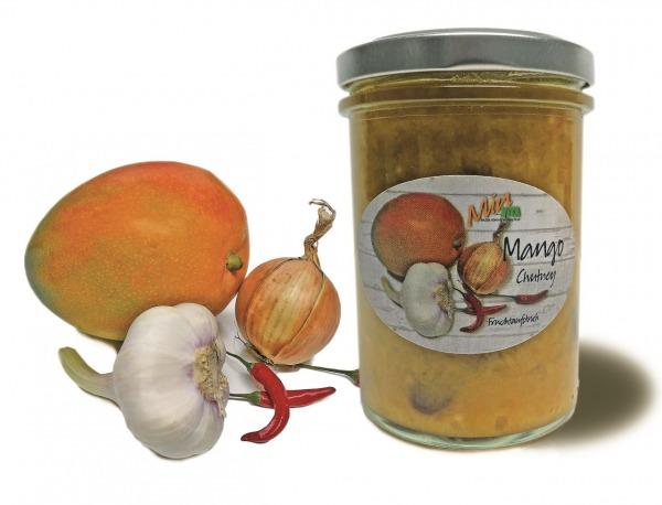 Mango-Chutney Fruchtaufstrich