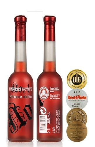 Premium Roter miniatur | Loma.eco | Hinricus Noyte's Spirituosen